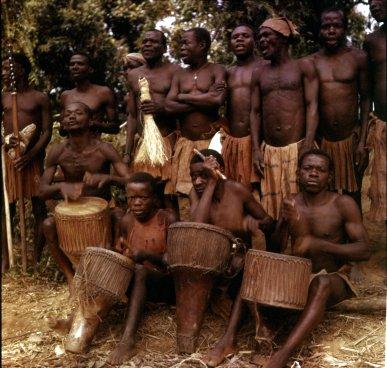 Mukumo musicians