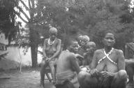 Bahumbwa women number 159 1950