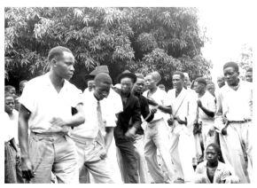 baswahili Msondo dance1950